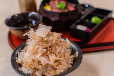 祇園 ランチ 稀 牛まぶし専門店 出汁