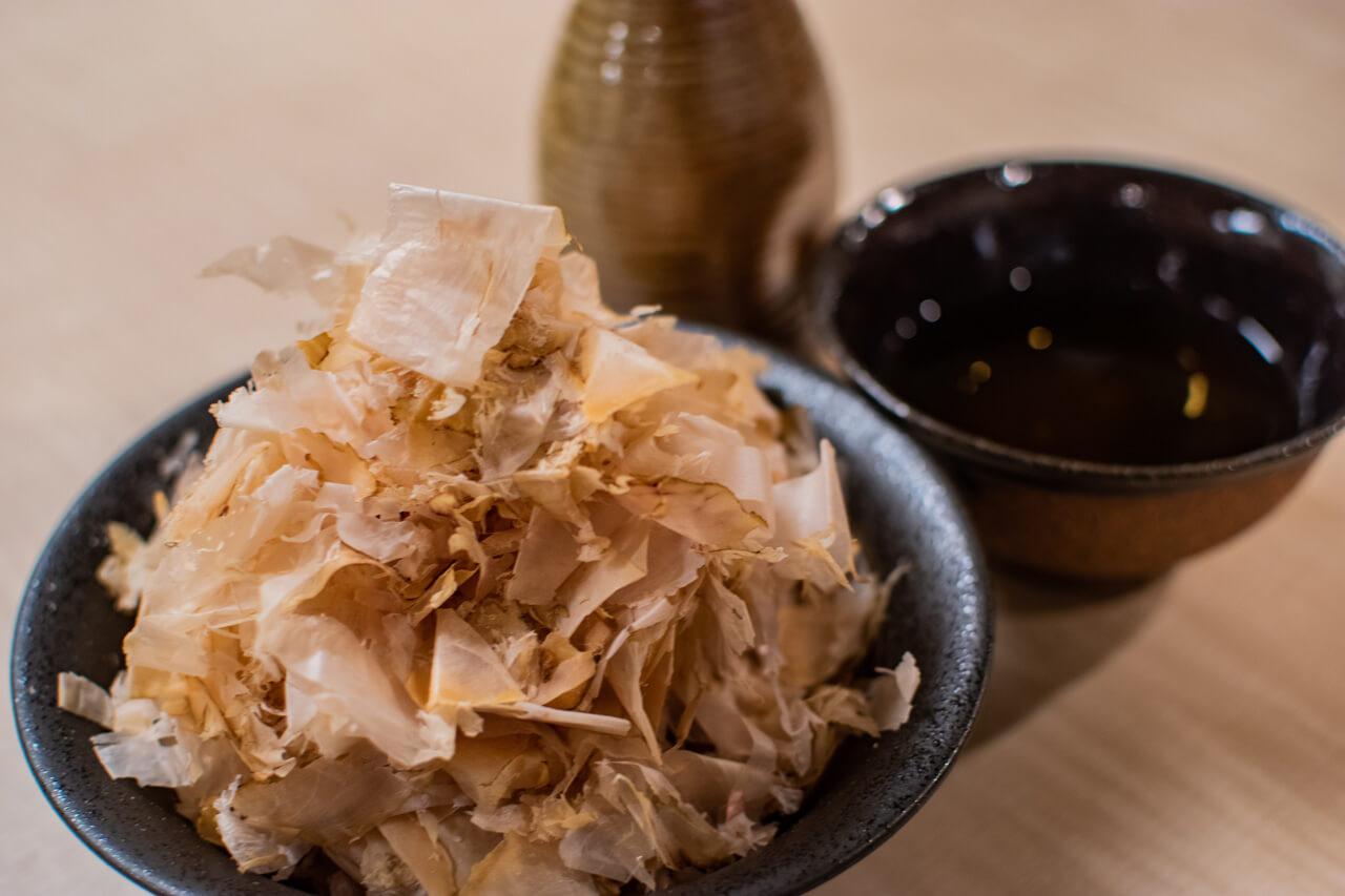 祇園 ランチ 稀 牛まぶし専門店 出汁2